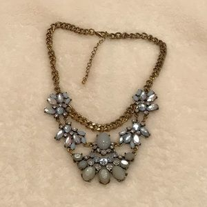 Blue Vintage Inspired Necklace from Nordstrom